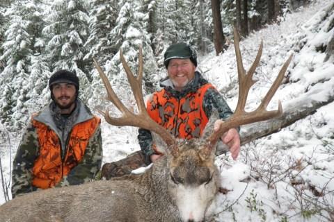 Mule Deer Hunts 2013