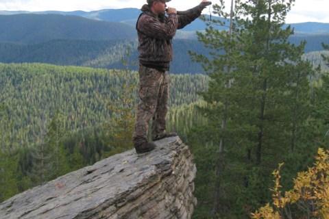 Elk Scouting
