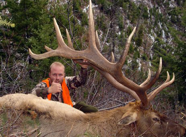 Cody Bull Elk Hunt