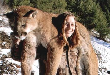 Mountain lion hunt 2007