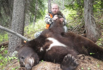 Bear Hunting with Cody