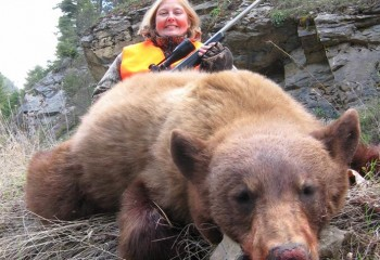 Best bear hunting outfitter