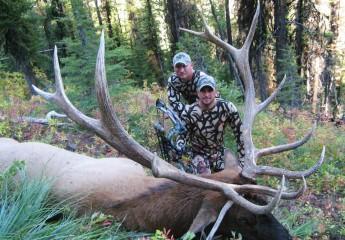 Archery Elk Hunts