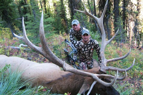 Best Archery Elk Hunts