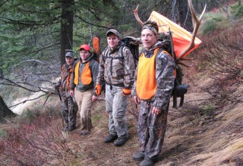 Hunting camp 2012