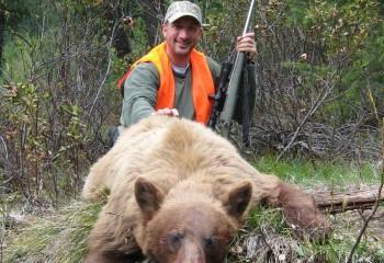 bear hunting trips 2010