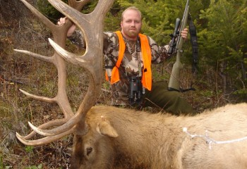 elk hunt 2008