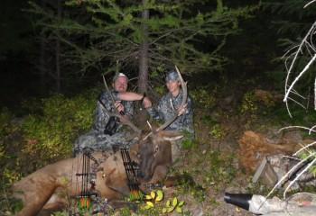 elk hunting montana trips 2011 N (15)