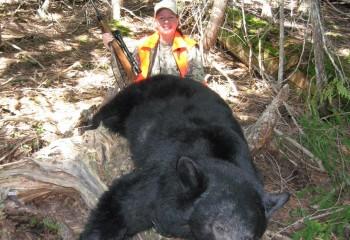 montana bear hunt 2010