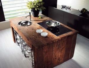 Køkkenet - kogeø1