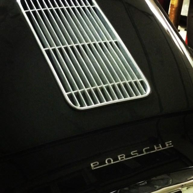Dream car. 1955 Porsche Continental
