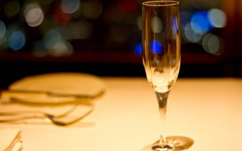 shampaignglass