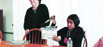 Students develop digital public service announcements, short films in workshop