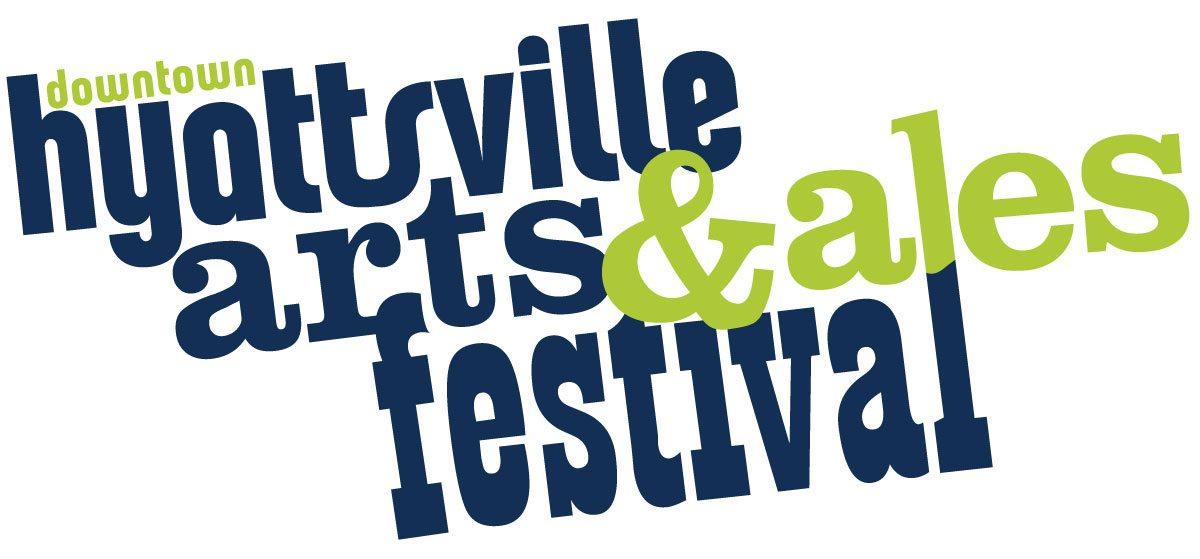 Downtown Hyattsville Arts Festival: Arts & Ales Logo