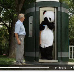 Colaj campanie Panda Telekom
