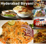 Hyderabad biryani