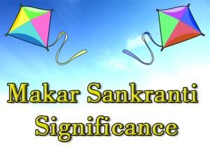 Significance of Sankranthi