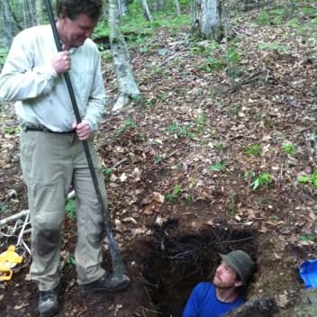 JP's hole isn't deep enough yet!