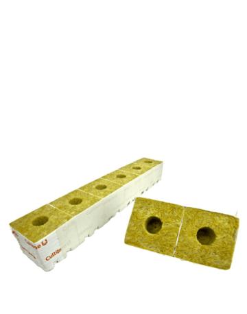 Rockwool Propogation Cubes