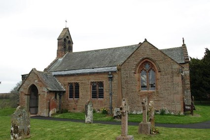 St. Cuthbert's Church, Cliburn, Cumbria