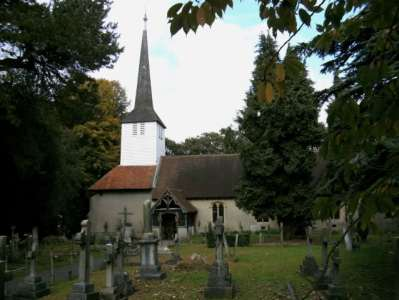 St Mary the Virgin, Shenfield, Essex