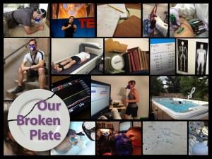 kickstarter, Our Broken Plate,