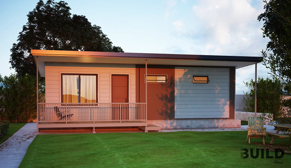 Granny flats parramatta kit homes parramatta for Granny homes