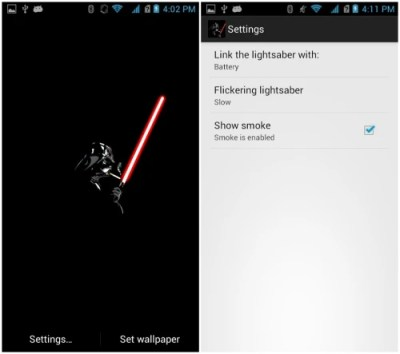 An elegant weapon for a civilized age - the 8 best lightsaber apps for Android - PhoneArena