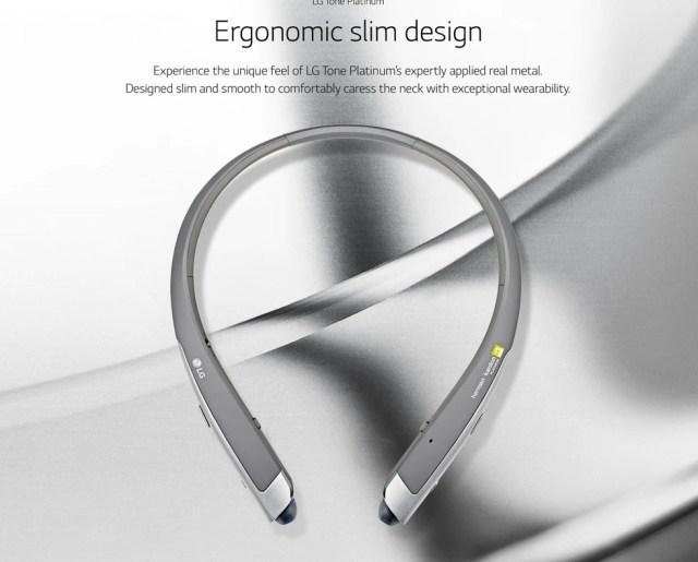 LG Tone Platinum