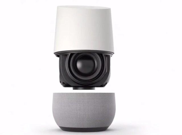 High-quality built-in speaker