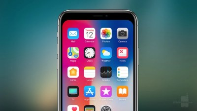 Don't like the iPhone X notch? Here's 15 wallpapers that make it disappear! - PhoneArena