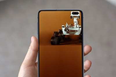 Looking for a gallery of wallpapers that hide the Galaxy S10 display punch hole? Here's a go-to ...
