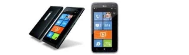 Nokia Lumia 900 vs HTC Titan II: Specs comparison