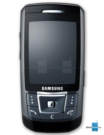 Samsung SGH-D900 Ultra 12.9 specs