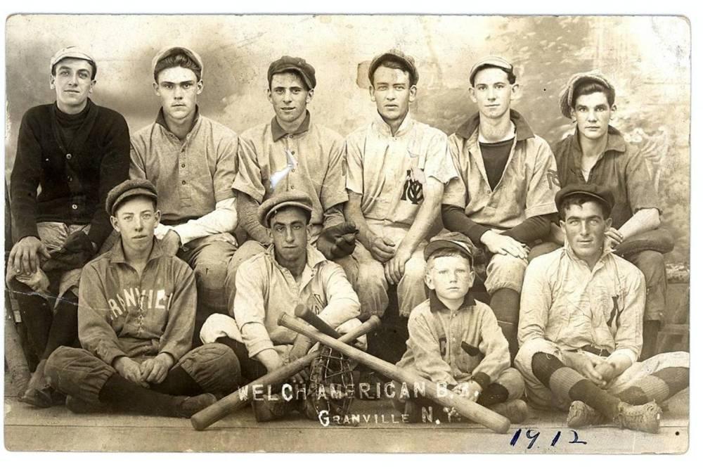 Welsh American Baseball Team (1)