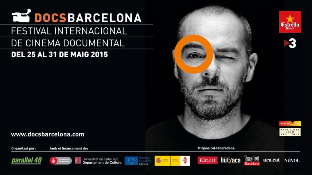 Cartell DocsBarcelona 2015