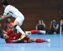 Video: Futsal Thái Lan vs Futsal Việt Nam