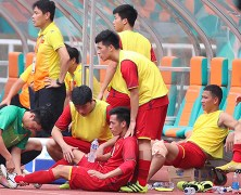 Video: U23 Việt Nam vs U23 UAE