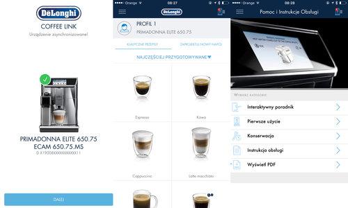 DeLonghi Coffee Link / fot. agdManiaK.pl