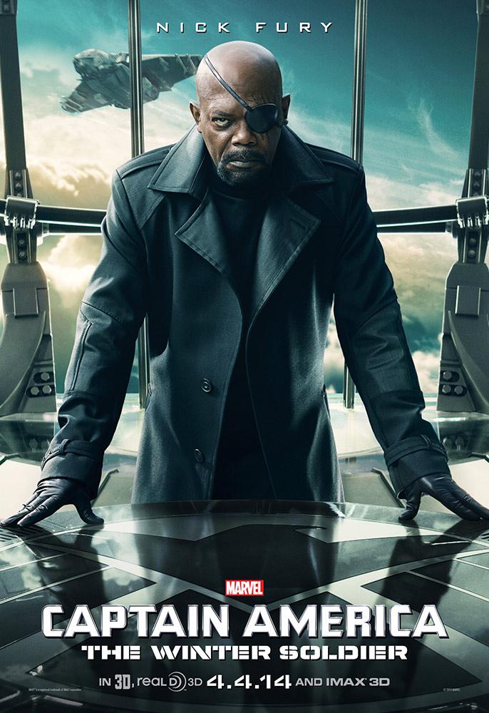 Captain America: TWS (APK) - Free Download
