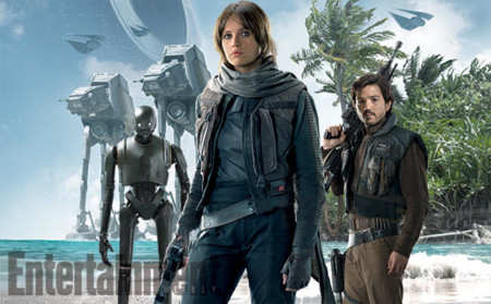 Nueva imagen de Rogue One