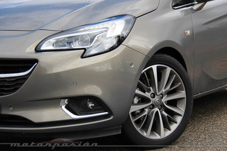 Opel Corsa Motorpasion 130