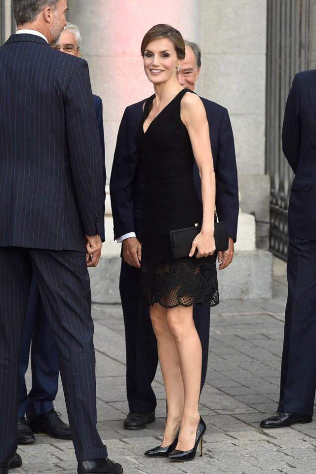 Look Reina Letizia