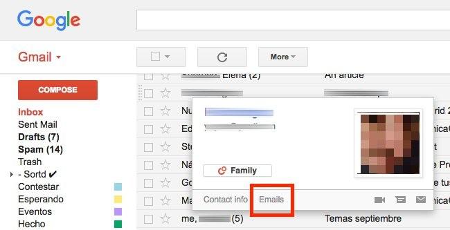 Recuperar espacio en Gmail