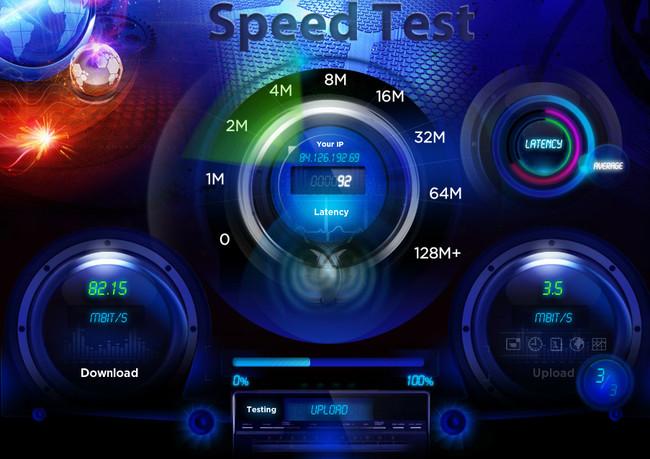 E Speedtest