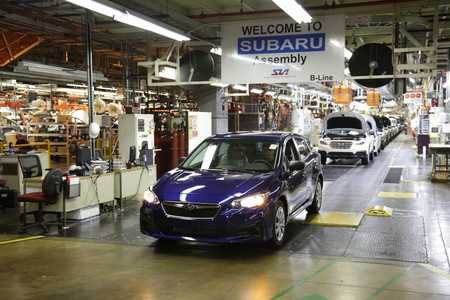 Fabricacion Subaru