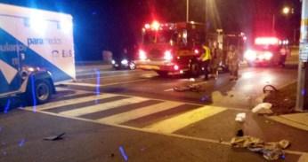 Toronto cyclist killed