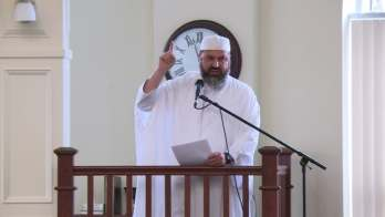 Abdelkader Tayebi, the imam at the Ummah Mosque in Halifax, wants Muslims and non-Muslims to learn about each other.