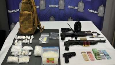 Fredericton police seize $178K worth of drugs, arrest 16 ...