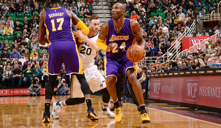 10 Things to Know: Lakers vs. Jazz (4/13/16) | Los Angeles Lakers